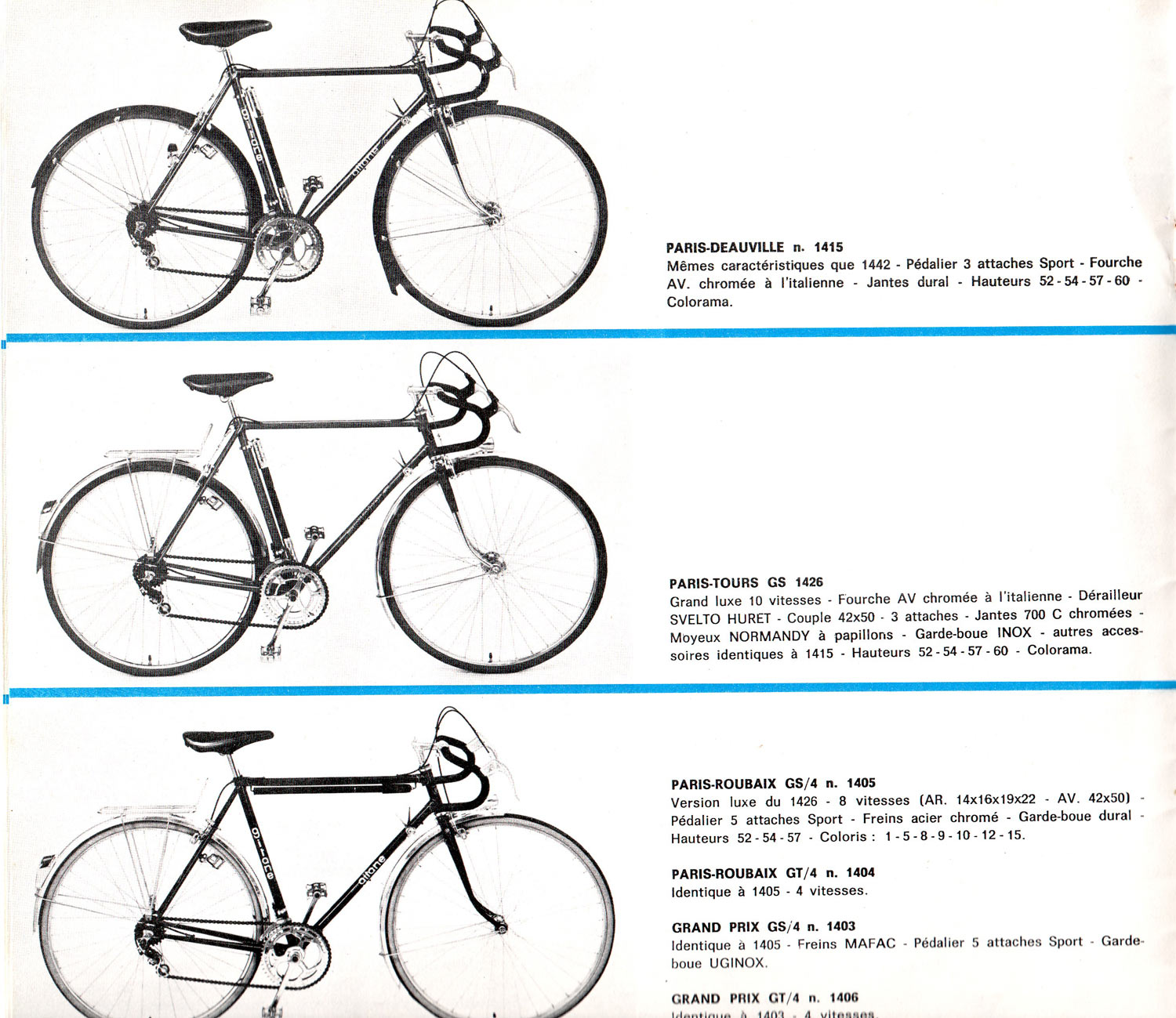 Was Hosteler Made By Gitane Or A Separate Company Bike Forums