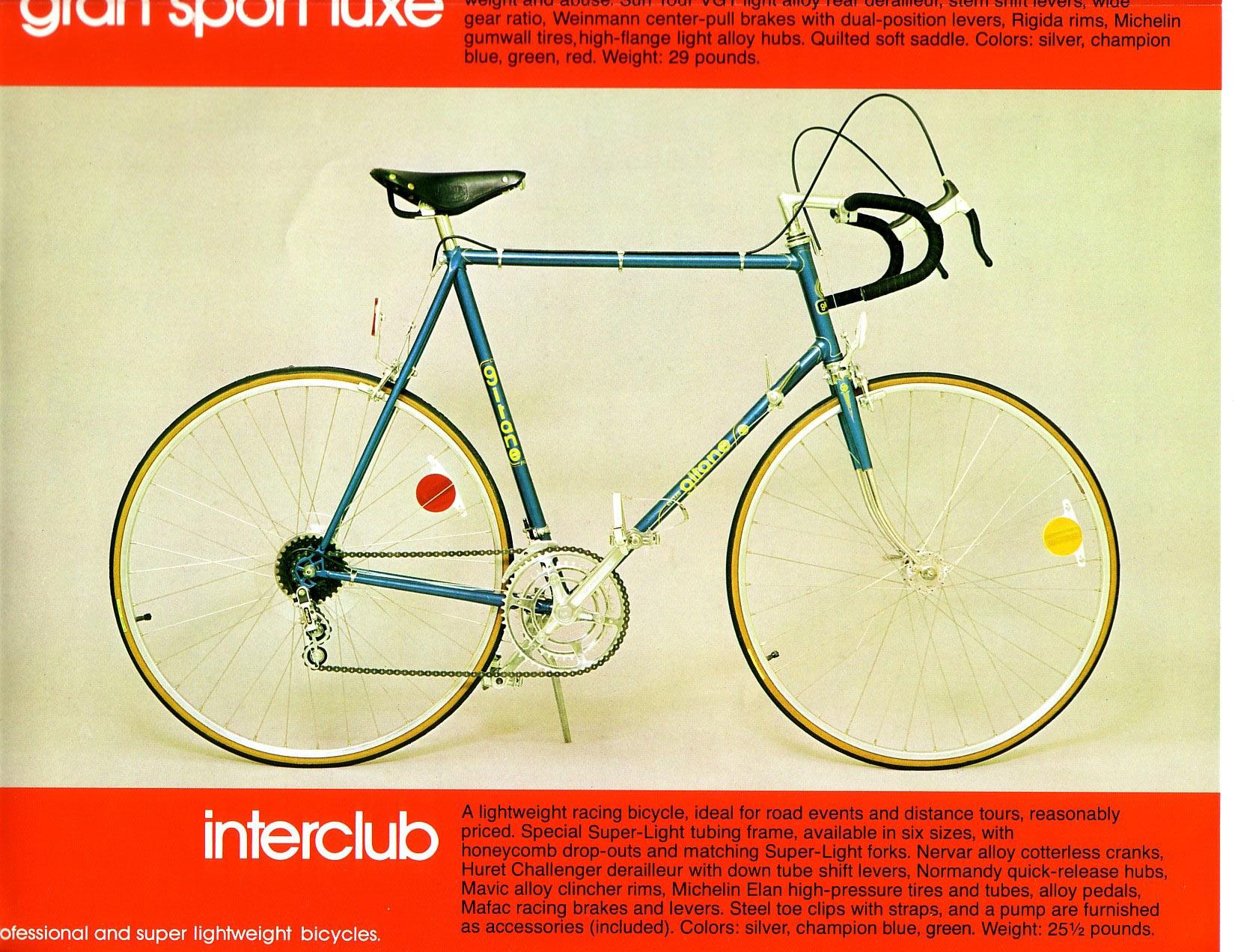 """Gitane """"Route de France"""" 1976_pg6"""