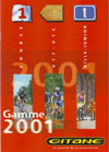 Gitane Catalogue 2001